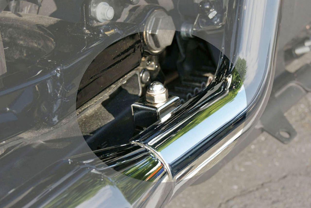 【KIJIMA】排氣管固定座蓋