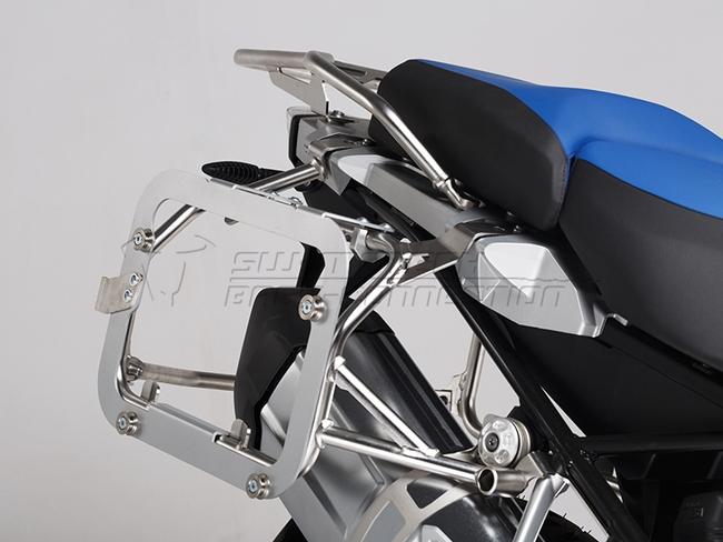 【SW-MOTECH】側馬鞍箱 轉接座套件 (TraX (R) EVO Sidecase Adapter Kit)■