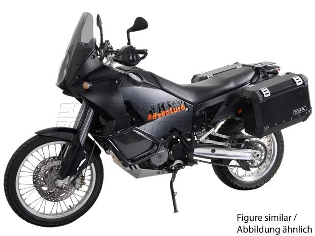 【SW-MOTECH】系統馬鞍箱 (TraX(R) EVO Pannier System)