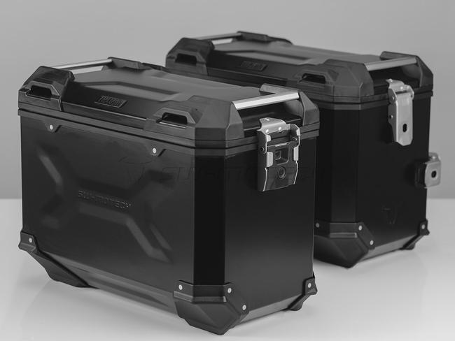 【SW-MOTECH】Pannier系統馬鞍箱 (TRAX ADV Pannier System)■