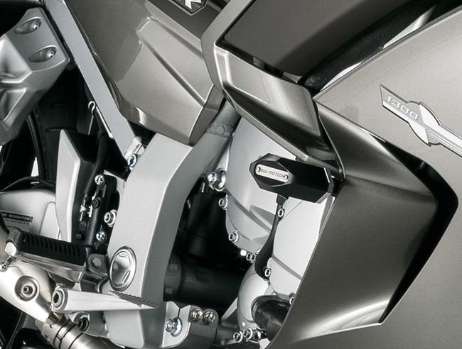 【SW-MOTECH】車架保護滑塊套件 (防倒球)