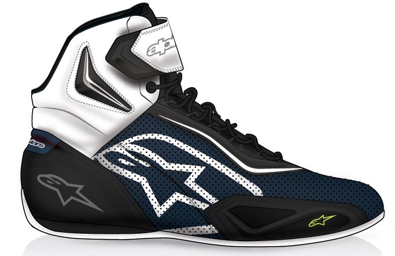 【alpinestars】FASTER 2 VENTED SHOE [  車鞋] - 「Webike-摩托百貨」