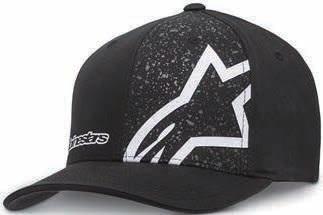 【alpinestars】PERCENT CURVE HAT [ 帽子]
