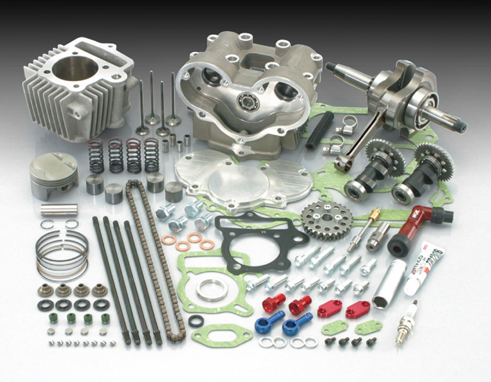 【KITACO】124cc DOHC加大缸徑套件 Type 2