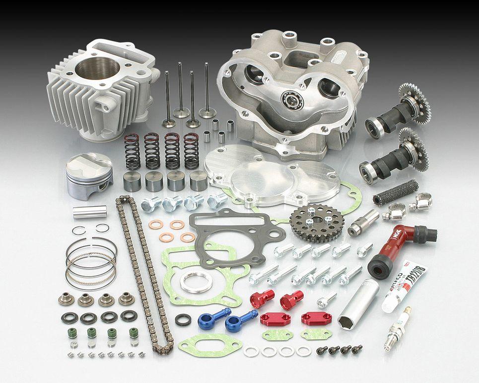 【KITACO】88cc DOHC加大缸徑套件 Type 2