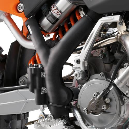 【KTM POWER PARTS】車架保護貼組
