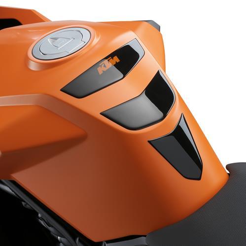 【KTM POWER PARTS】油箱保護貼