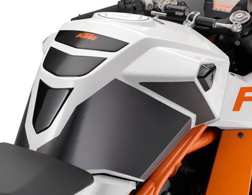 【KTM POWER PARTS】油箱保護貼 (防滑型)