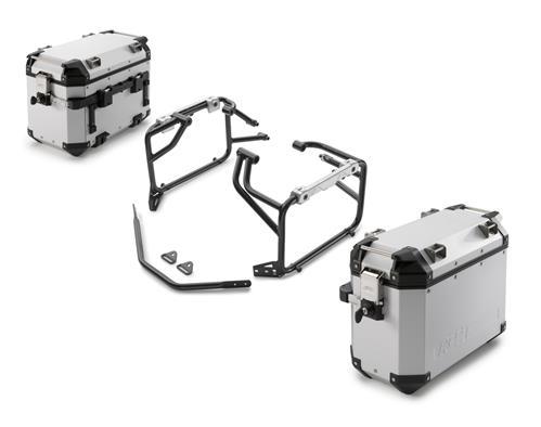 【KTM POWER PARTS】Trekker 馬鞍箱附支架