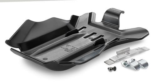 【KTM POWER PARTS】強化塑膠製下護板 (附快拆扣)