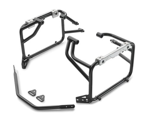 "【KTM POWER PARTS】CASE CARRIER FOR CASE ""TREKKER"" 側行李箱(馬鞍箱)支架"