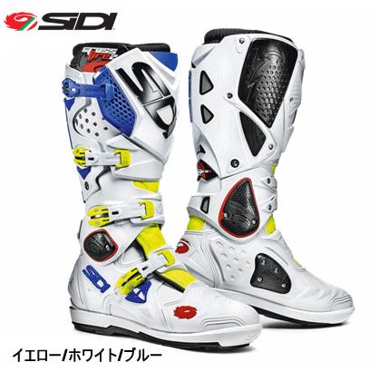 CrossfireSRS2 越野車靴 白色系
