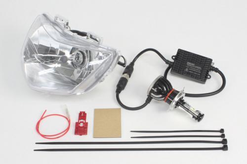 【SP武川】LED 頭燈套件
