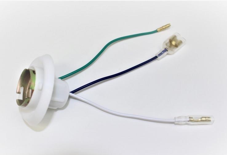 頭燈用接頭&插座