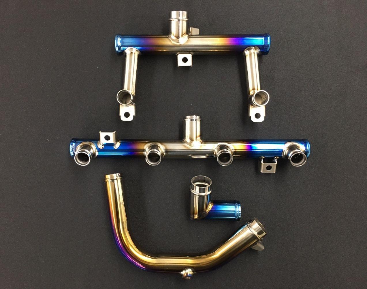 【K-FACTORY(K工廠)】鈦合金水管組