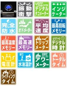 【ACEWELL】多機能數字儀錶
