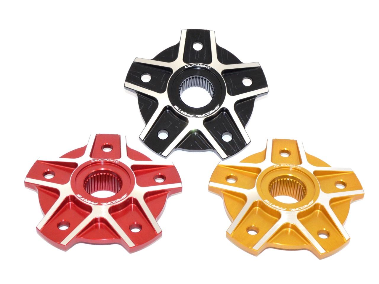 【DUCABIKE】後齒盤法蘭盤 五角形設計