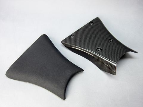 【A-TECH】競賽用坐墊整流罩 専用橡膠座墊