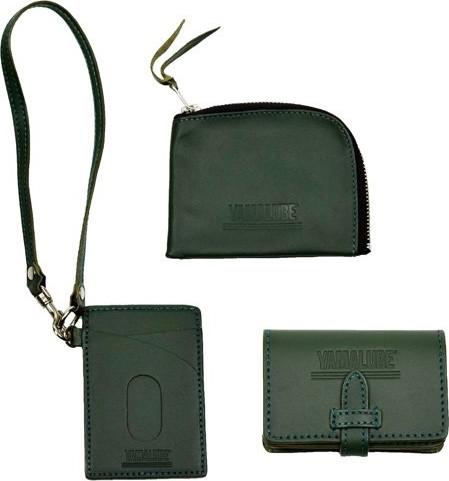 DEGNER×YAMALUBE City Style 證件夾、錢包組套