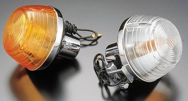 CB400F/750K型 方向燈 (透明)