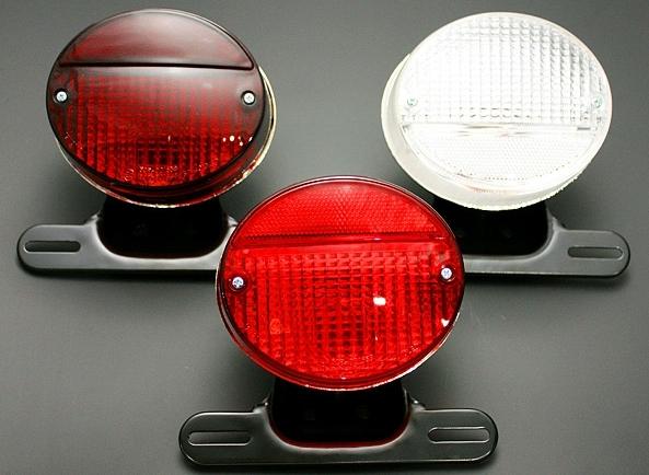 通用型 Z2 Type 尾燈 只有燈殼 (燻黑)