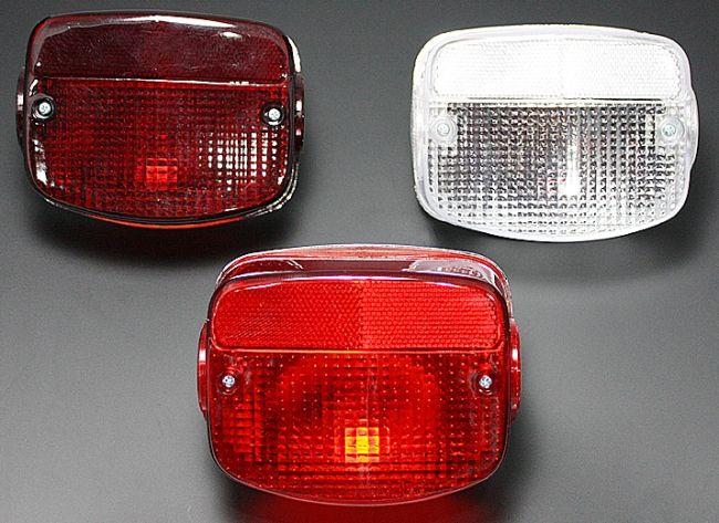 Z1R/Z400FX  尾燈 尾燈總成 (燻黑)