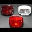 【PMC】Z1R/Z400FX  尾燈 只有燈殼 (燻黑)
