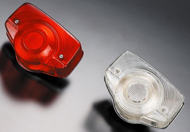 CB750K 尾燈總成 (透明)