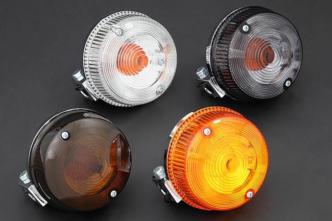 Z2Type 方向燈 只有燈殼 透明