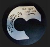【N PROJECT】鑰匙開關貼片 (SUZUKI 2)