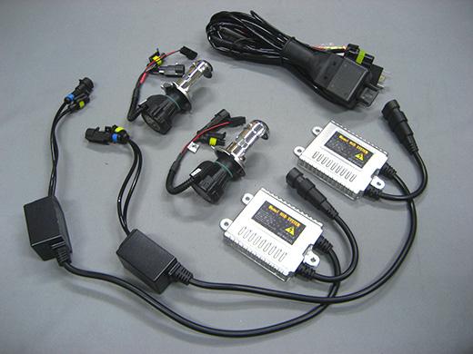 HID H4 雙個 頭燈燈泡 (HI/LOW)