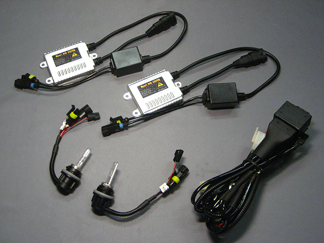 【M-SOUL】PCX専用HID套件 12V35W
