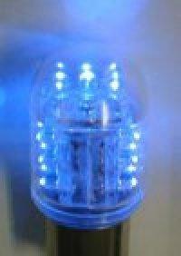 【M-SOUL】LED楔型燈泡雙球 - 「Webike-摩托百貨」