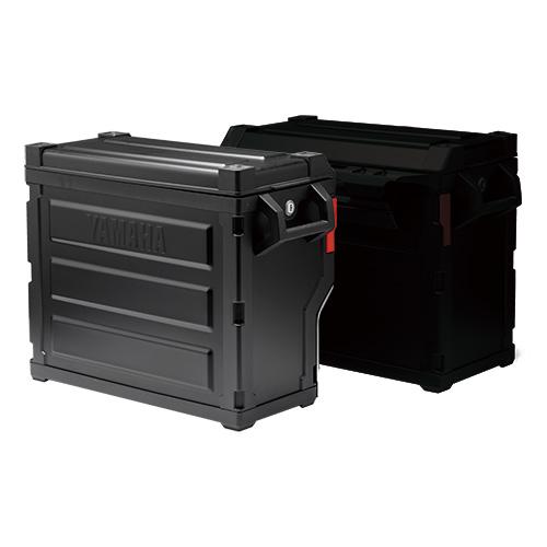 【YAMAHA EUROPE(歐洲山葉)】鋁合金側行李箱