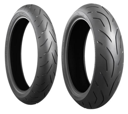 BATTLAX TS100 【120/70 ZR17 M/C (58W) TL】 BATTLAX 輪胎