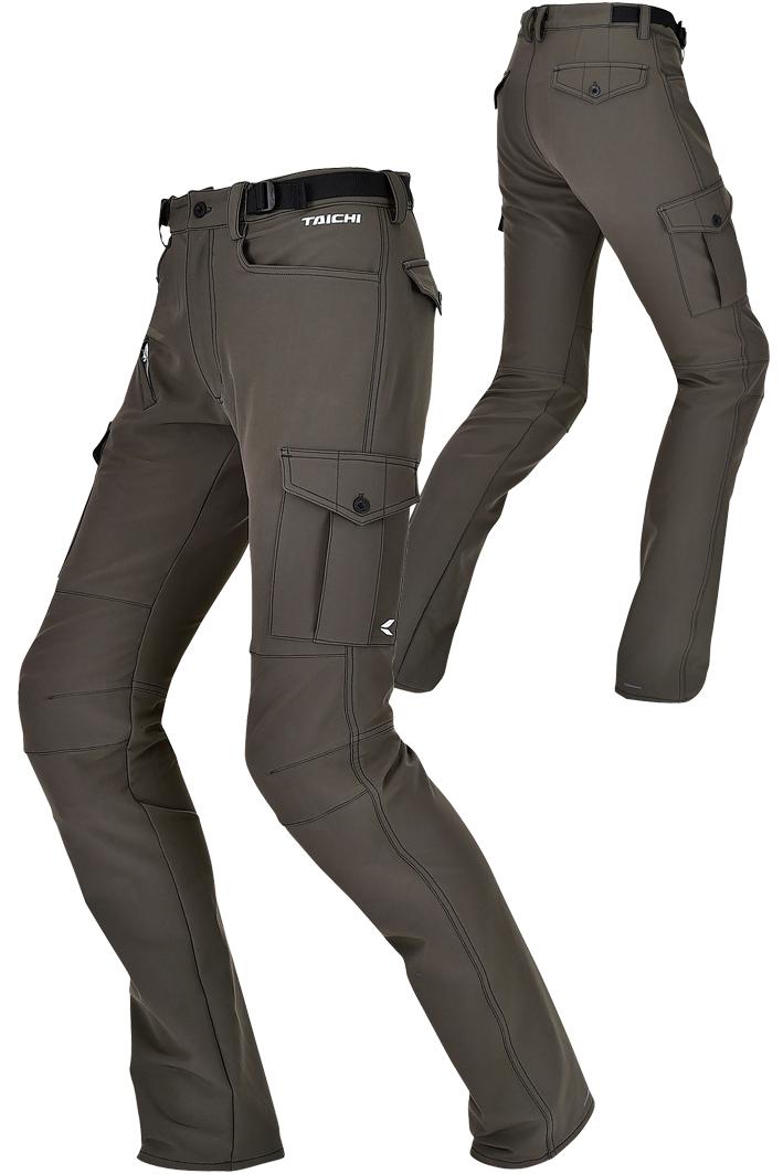 【RS TAICHI】快乾工作褲[]KHAKI[]L