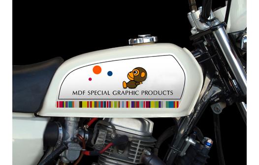 【MDF】APE 貼紙