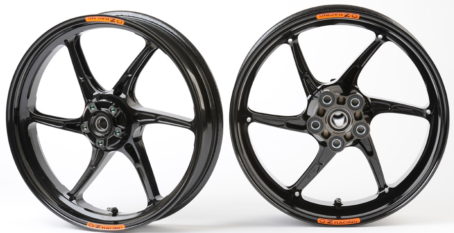 【OZ RACING】OZ-6S CATTIVA 輪框組