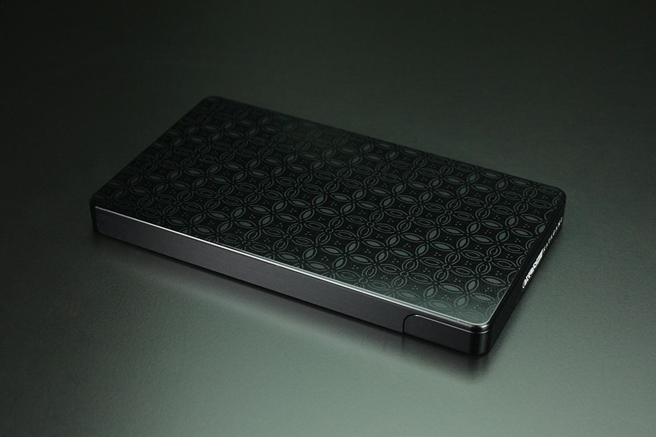 硬質鋁合金切削加工名片夾 OKOSHI-KATAGAMI 「七寶」