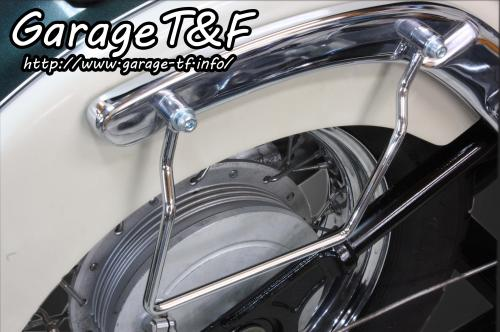 【Garage T&F】馬鞍包支架(經典型専用) - 「Webike-摩托百貨」