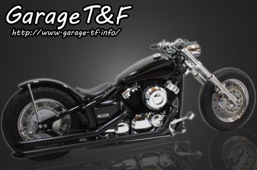 【Garage T&F】Agri 油箱套件 - 「Webike-摩托百貨」