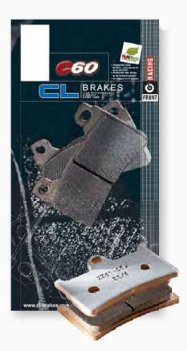 【CARBONE LORRAINE】C55 Racing for Circuit 煞車皮(來令片) - 「Webike-摩托百貨」