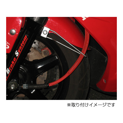 【JP Moto-Mart】彩色煞車油管保護套 - 「Webike-摩托百貨」