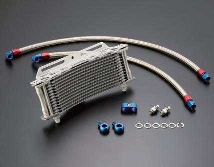 加大 散熱器(水箱)專用環繞式 機油 冷卻器 組