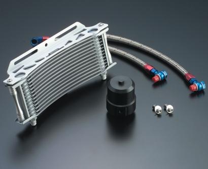 加大水箱專用環繞式機油冷卻器套件