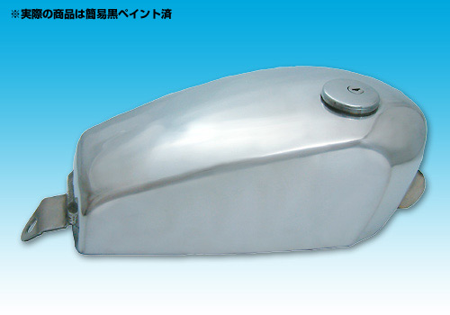【NitroHeads】鋁合金Flat Side油箱 - 「Webike-摩托百貨」
