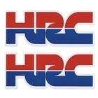 【HONDA(本田)】HRC 貼紙 45X2