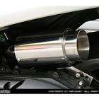 【WirusWin】消音器型空氣濾清器套件