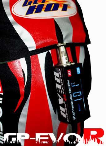 GET HOT ゲットホット/タイヤウォーマー GP-EVO R