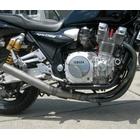 【MIZUNO】【Xess】XJR1200/1300用Short 全段排氣管 手工彎管加工集合管